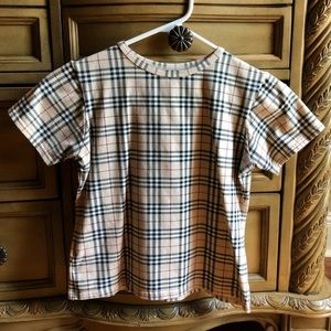 Authentic Burberry T-shirts